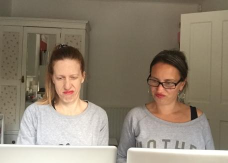 Grumpy faces